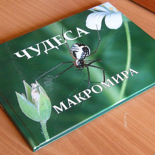 Книга «Чудеса микромира»